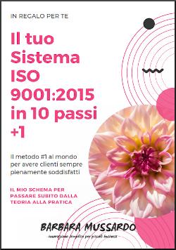 9001, 10passi+1, cover, in regalo per te