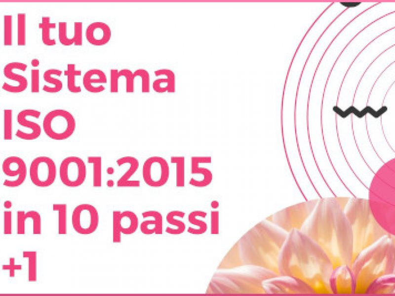 iso 9001 in 10 passi +1
